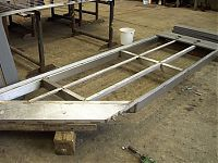 Stainless steel bridge